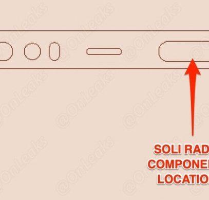 Тайна Pixel 4 XL. Грядущий флагман Google, похоже, имеет какой-то элемент над экраном, о котором мы ранее не знали