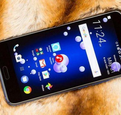 Европейские смартфоны HTC U11 обновляют до Android 9 Pie