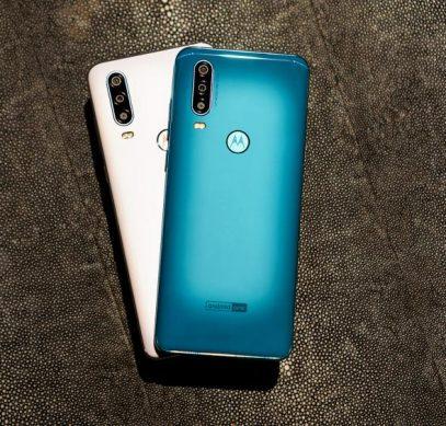 Motorola One Action - первый в мире смартфон, который позиционируется в качестве альтернативы экшн-камере