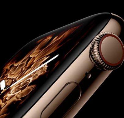 Часть часов Apple Watch Series 5 получит дисплеи производства Japan Display