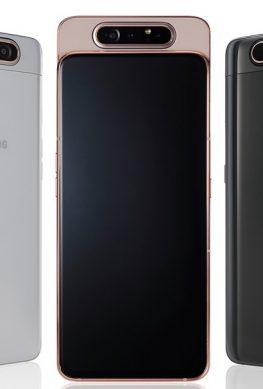 Выдвижной модуль с камерой и батарея на 4400 мА·ч: каким может быть Samsung Galaxy A90 5G