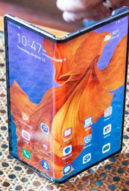 Kirin 990 в Huawei Mate X подтвержден