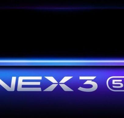 Видео: флагманский смартфон Vivo NEX 3 показан во всей красе