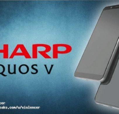 Для любителей классики. Sharp Aquos V получил SoC Snapdragon 835, экран менее 6 дюймов и модуль NFC