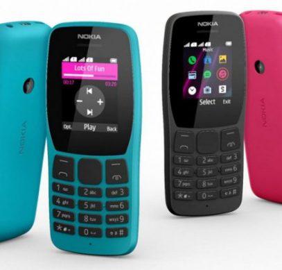 Представлен телефон Nokia 110 - 1
