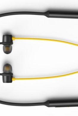 Представлена беспроводная гарнитура Realme Buds Wireless - 1