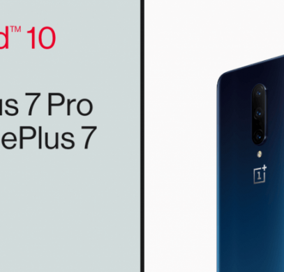 OnePlus 7 и OnePlus 7 Pro получают стабильную сборку Android 10 – фото 1