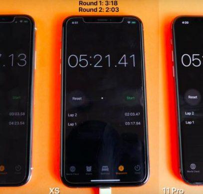 Скорость работы последнего iPhone оказалась меньше, чем у прошлогоднего - 1