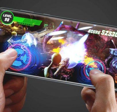Экран смартфона Sharp Aquos Zero 2 имеет частоту обновления 240 Гц