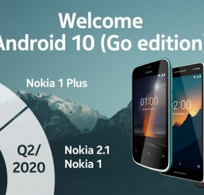 График выхода Android 10 (Go edition) на смартфонах Nokia