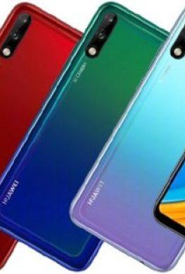 Huawei представила бюджетный смартфон Enjoy 10 - 1