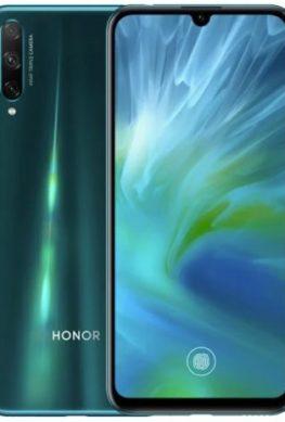 Представлен смартфон Honor 20 Youth Edition - 1