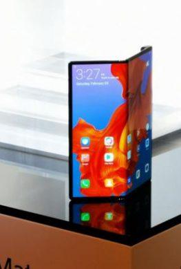 Huawei выпустит свой первый гибкий смартфон уже на этой неделе - 1