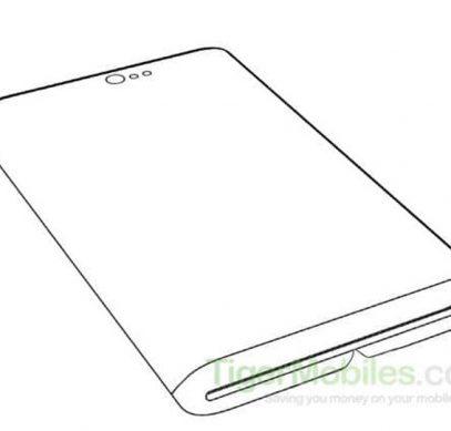 Xiaomi проектирует гибкий смартфон с дырявым экраном
