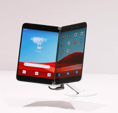 Странное решение Microsoft. Смартфон Surface Duo с двумя экранами выйдет в конце 2020 без поддержки 5G