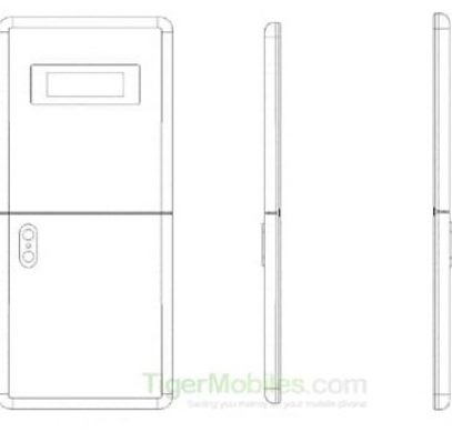 У Xiaomi может появиться гибкий смартфон вертикального сложения