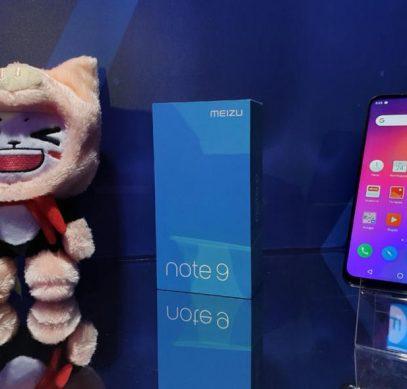 Meizu вернулась в Россию с тремя смартфонами - 1