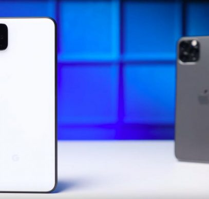 Флагманы Google и Apple сравнили по скорости работы - 1