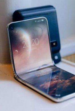 Xiaomi разрабатывает складной смарфон - 1
