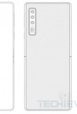 Huawei разрабатывает свою раскладушку с гибким экраном - 1