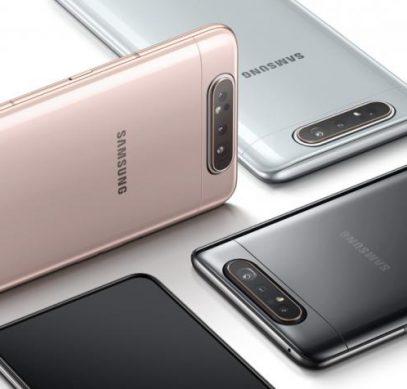 """Samsung """"прокачает"""" свой популярный смартфон с необычной фронтальной камерой - 1"""