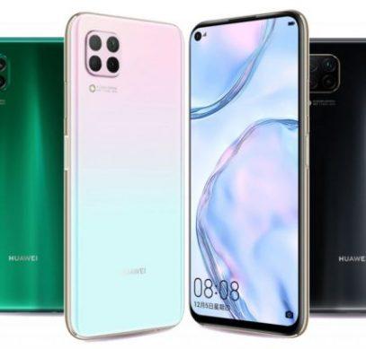 Представлен смартфон Huawei Nova 6 SE - 1