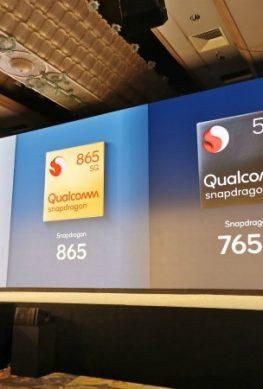Презентация Snapdragon 765