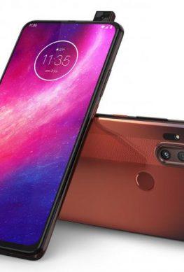 Анонс Motorola One Hyper — 45-Вт зарядка, но не для всех