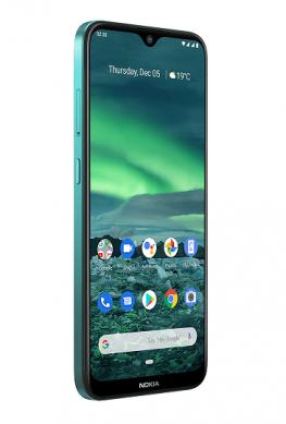 Анонсирован доступный смартфон Nokia 2.3 с поддержкой ИИ
