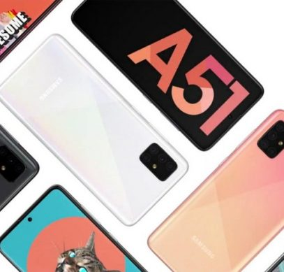 Смартфон Samsung Galaxy A51 с экраном FHD+ Infinity-O полностью рассекречен