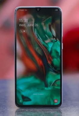 Пресс-рендер Samsung Galaxy A71 от известного инсайдера – фото 1