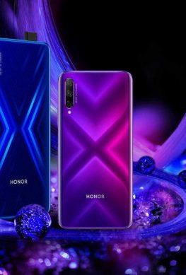 Смартфоны Honor 9X и Honor 9X Pro опробуют Android 10