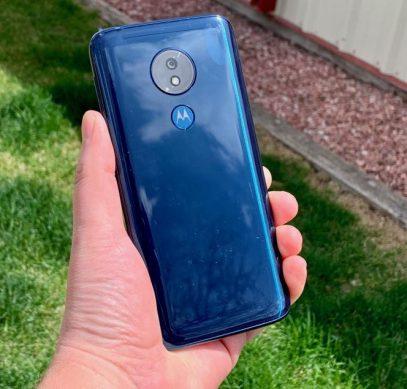 Всё как вы любите: и огромный аккумулятор, и свежая платформа Qualcomm. Таким будет Motorola Moto G8 Power