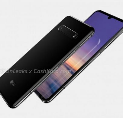 LG скопировала флагман Samsung