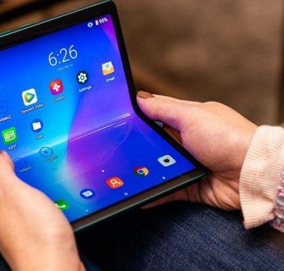 Компания-владелец Alcatel и BlackBerry анонсировала свой первый складной планшет - 1