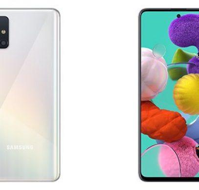 Galaxy A51 станет самым дешевым смартфоном Samsung с поддержкой 5G