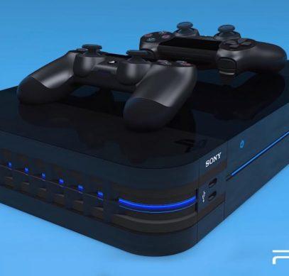 В сети появилось изображение коммерческой версии новой PlayStation 5 - 1