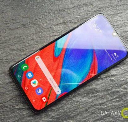 Первые подробности о Samsung Galaxy A31 и Galaxy A41 – фото 1