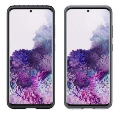 Чехол Potective Standing Cover для Samsung Galaxy S20