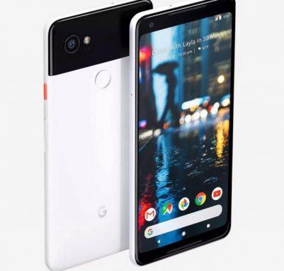 После очередного обновления на Google Pixel 2 перестала работать камера – фото 1