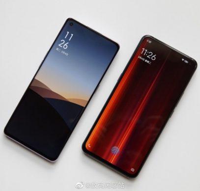 Смартфон Vivo iQOO 3 получит «дырявый» экран
