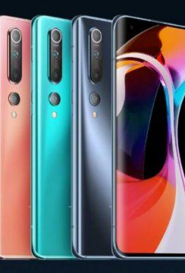 Xiaomi Mi 10: разобрали первую партию, открыли исходный код ядра и снова объяснение, почему флагман такой дорогой