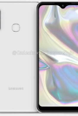Вот так должен выглядеть Samsung Galaxy A70e – фото 1