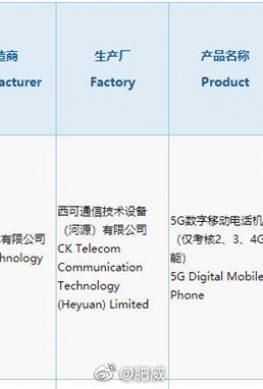 Nubia Red Magic 5G получит быструю 55-ваттную зарядку