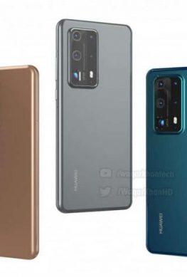 И Huawei P40, и P40 Pro точно получат поддержку 5G