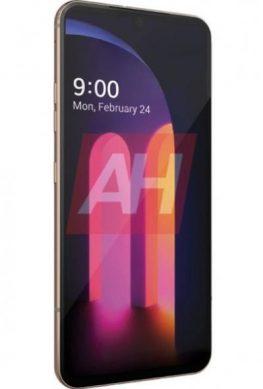 Рассекречена внешность нового флагманского смартфона LG - 1