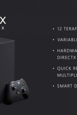 12 Тфлопс, SSD, трассировка лучей: Microsoft раскрыла некоторые особенности консоли Xbox Series X