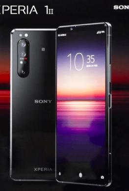 Sony Xperia 10 II: широкоформатный дисплей, тройная камера и NFC