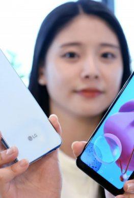 LG представила Q51 с экраном 6,5