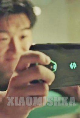 Смартфон Black Shark 3 с самым быстрым в мире экраном впервые красуется на официальных материалах